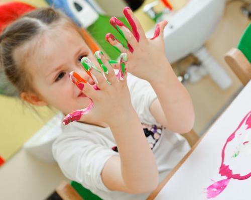 Художественное творчество детей 2 3 лет картинки